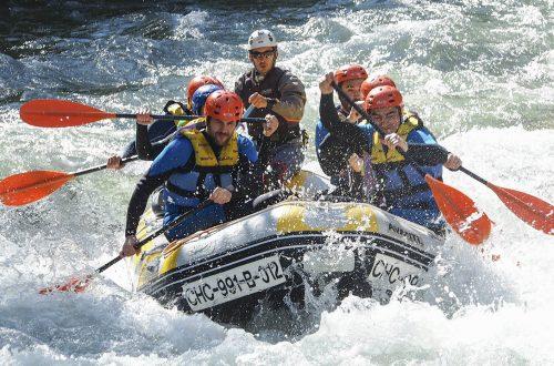 Rafting Devatur