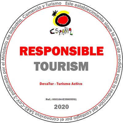 Turismo responsable COVID19